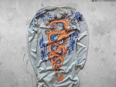 City dress Smoky Dragon CEMENT [ПЛАТЬЕ]