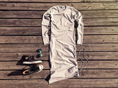 City dress CEMENT [ПЛАТЬЕ]