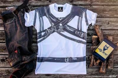 Witcher Belts [ФУТБОЛКА МУЖСКАЯ]