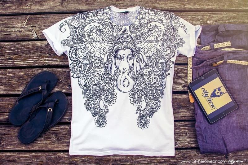Ganesha's Garden - 2 [ФУТБОЛКА МУЖСКАЯ]