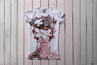 Floral dreams [ФУТБОЛКА ЖЕНСКАЯ]