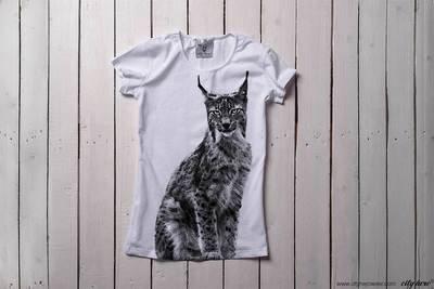 Bobcat [ФУТБОЛКА ЖЕНСКАЯ]