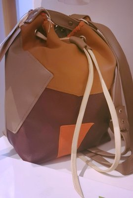 NEW Leather Bucket Bag - More Photos Coming Soon!