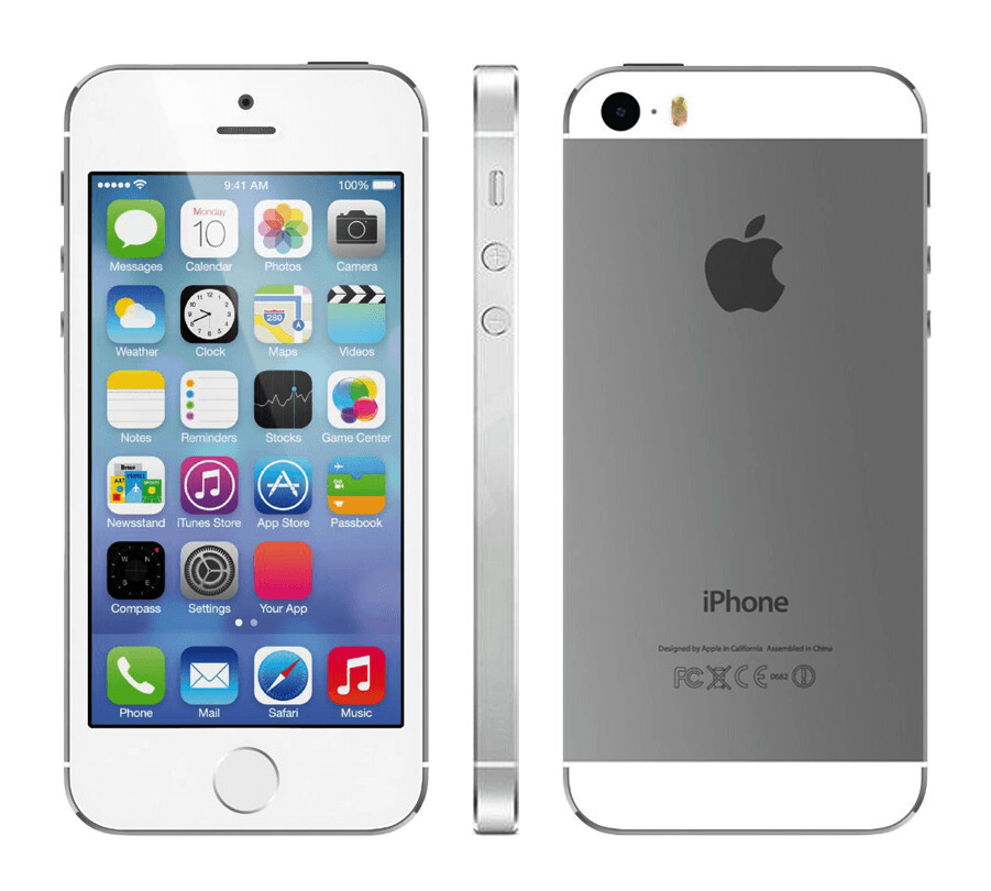 iPhone 5S 16GB Grade B Unlocked