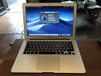 MacBook Air 13 Inch 2015/2016 i5 8GB Ram 120GB SSD Grade A