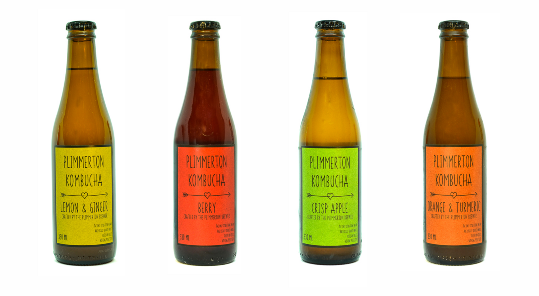 Custom Mixed box Kombucha - 6 pack