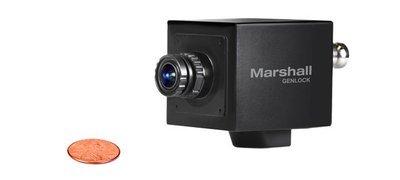 Marshall CV-565MG action camera