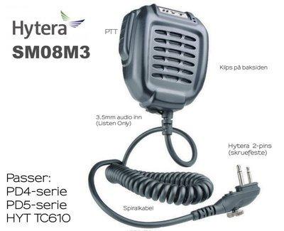 Hytera SM08M3 Monofon