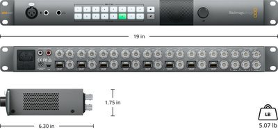 Blackmagic Design Talkback converter 4K