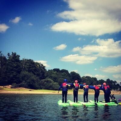 British Canoeing Paddlesport Instructor