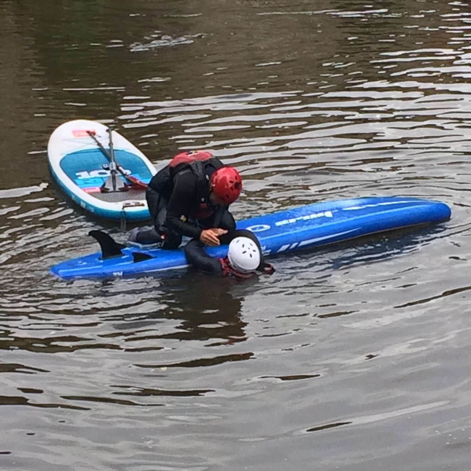 British Canoeing Foundation Safety and Rescue Training
