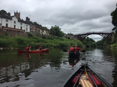 Full Day River Severn Guided Canoe