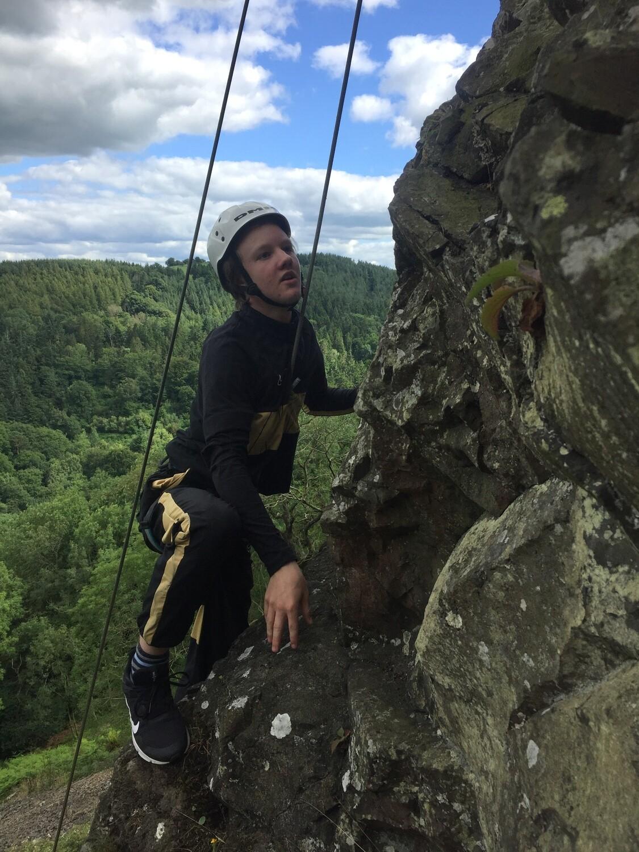 Rock Climbing Taster Session