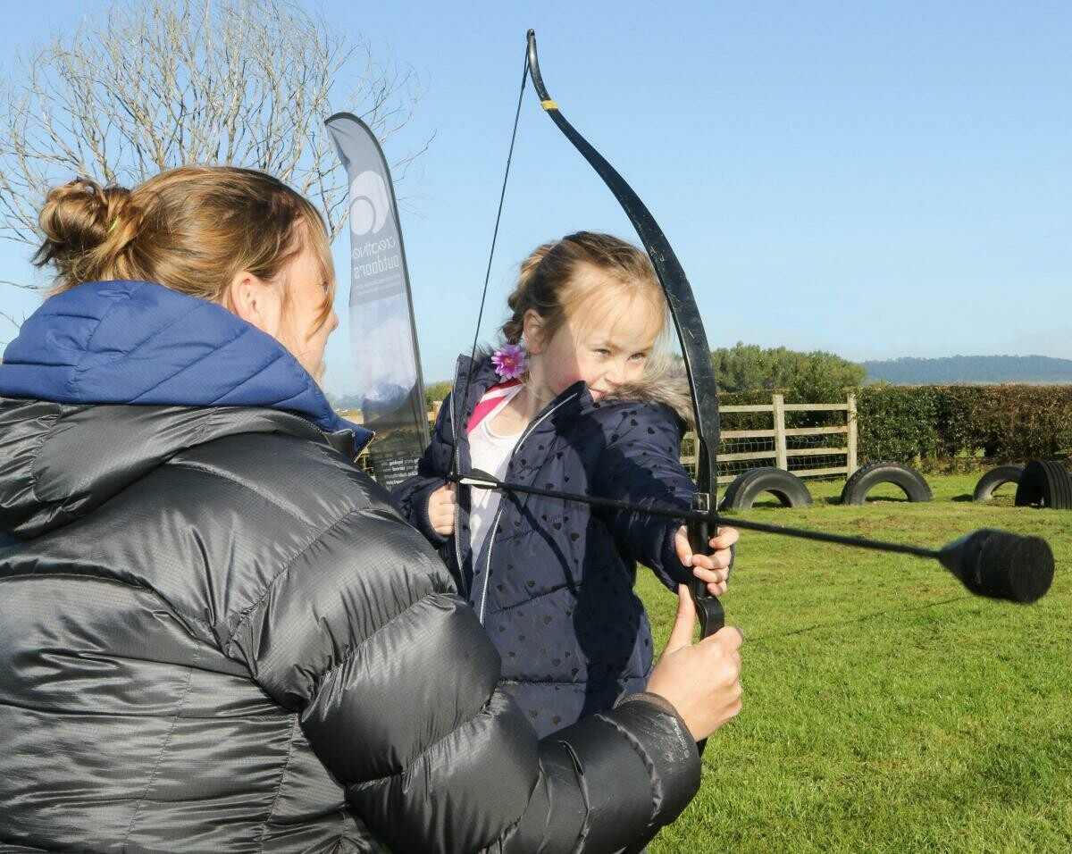 Easter Soft Archery Olympics