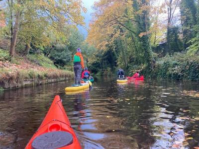 British Canoeing Paddlesport Leader