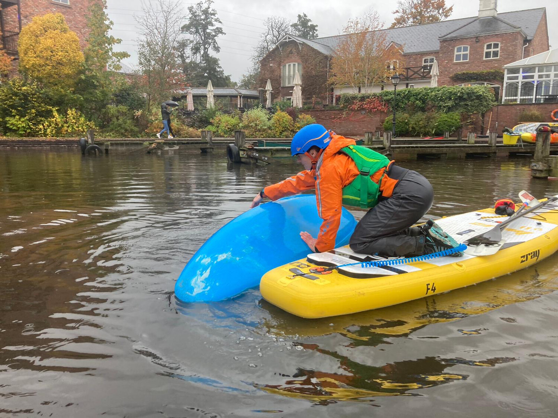 British Canoeing Foundation Safety and Rescue Training