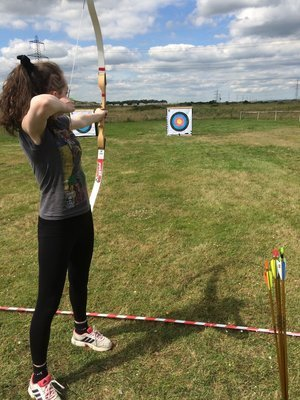 Easter Archery Taster Session