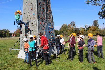 Easter Climbing Wall Taster Session
