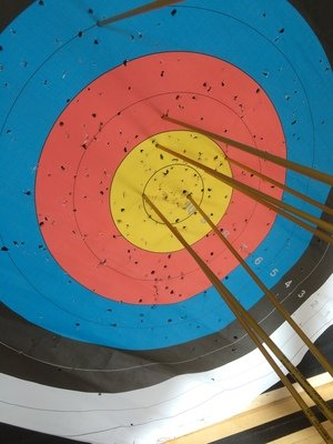 St Bede's School Archery Club