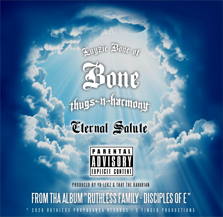 Eternal Salute : Layzie Bone CD Single +Digtial Single Download