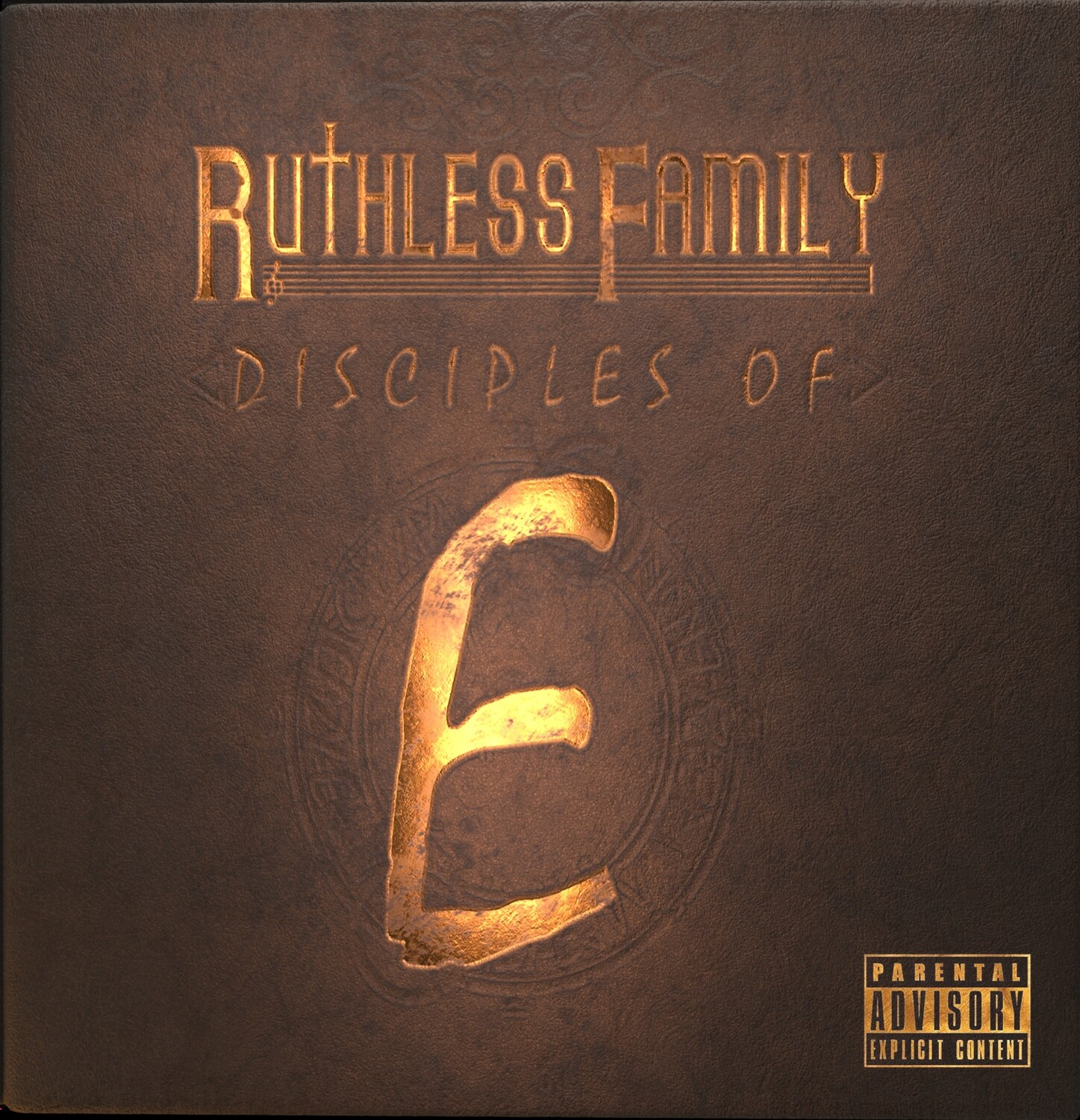 Autographed by Cold187um,Dirty Red,Kokane *Ruthless Family :Disciples of E  (CD) Limited Quantity #eazye #autograph