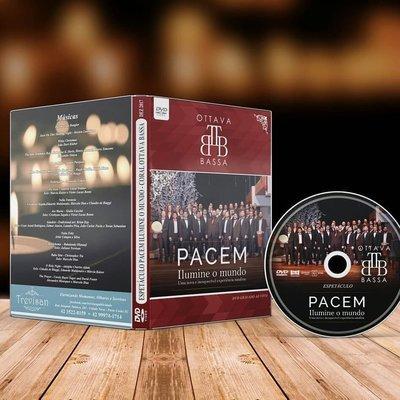 DVD - Espetáculo