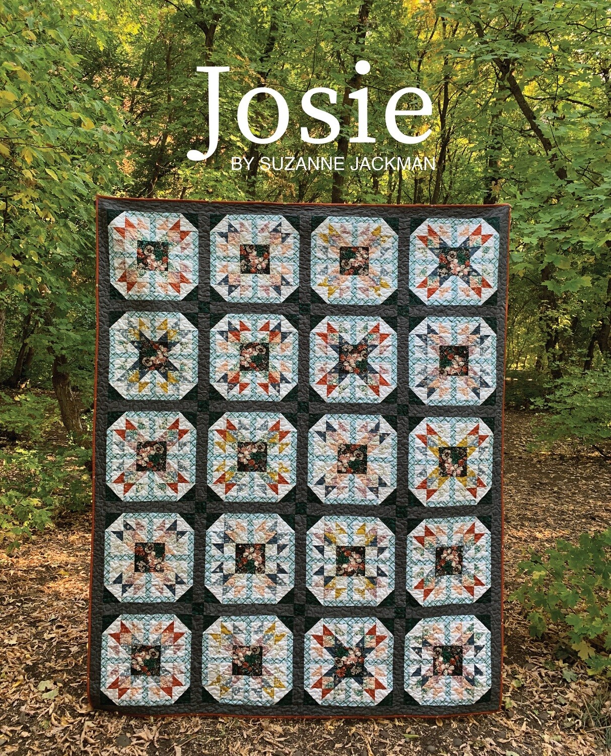 Josie - Quilt Pattern - PDF Download