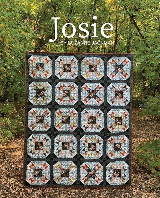 Josie - Quilt Pattern - PDF Download