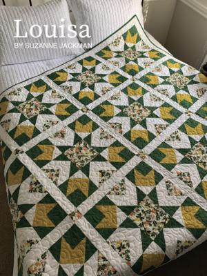 Louisa - Quilt Pattern - PDF Download