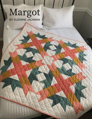Margot - Quilt Pattern - PDF Download