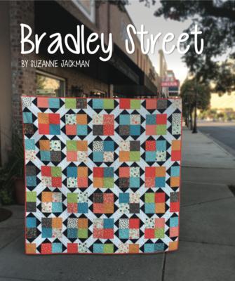 Bradley Street - FREE Quilt Pattern - PDF Download