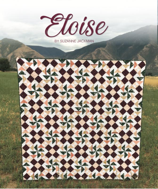 Eloise - Quilt Pattern - PDF Download