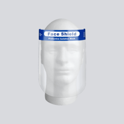 Face Shields - 50pcs (IN STOCK)