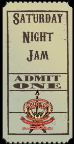 Saturday Night JAM