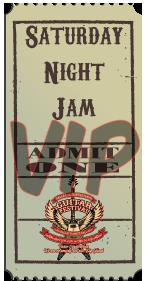 Saturday Night Jam VIP