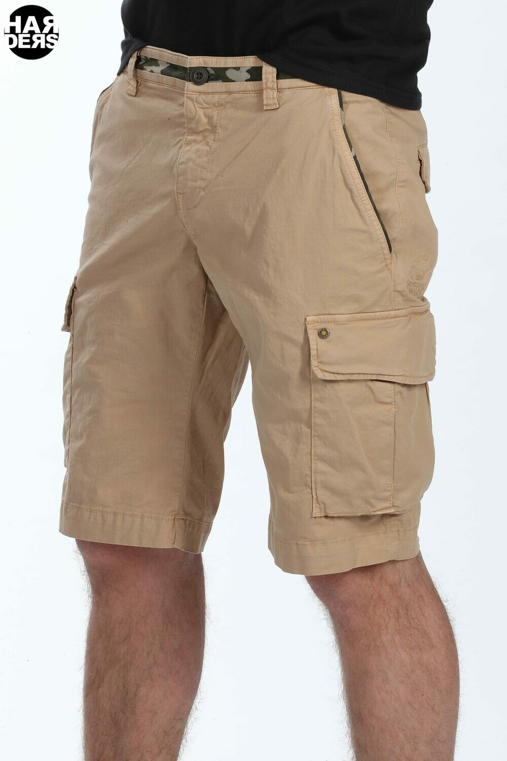 Masons Cargo Short CHILE