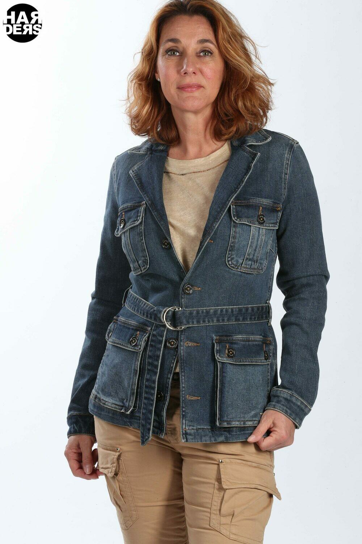 Mos Mosh Jeans-Blazer RIVA
