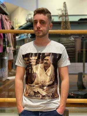Bastille Shirt ICON ELASTIC