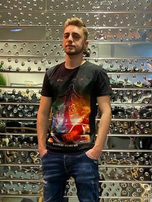Bastille Shirt JOKER II