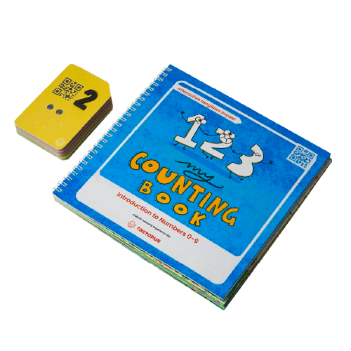 My Counting Book 0-9 & Number cards