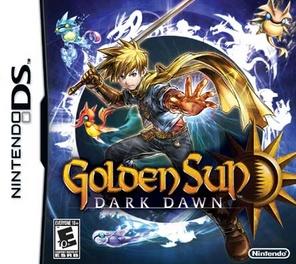 Golden Sun Dark Dawn - DS - New