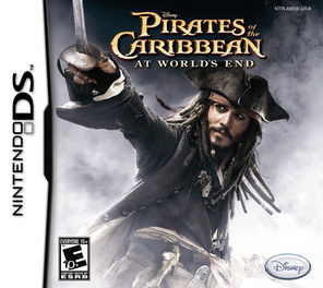 Pirates Of The Caribbean: At World's End - DS - New