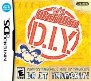 WarioWare D.I.Y. - DS - New