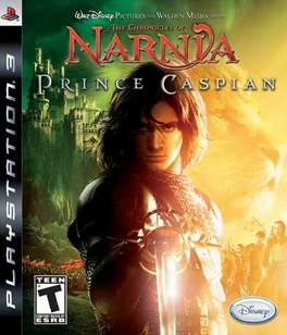 Chronicles Of Narnia Prince Caspian - PS3 - New