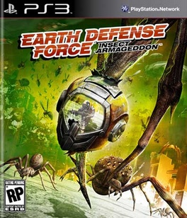 Earth Defense Force: Insect Armageddon - PS3 - New