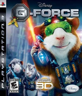 G-Force - PS3 - New