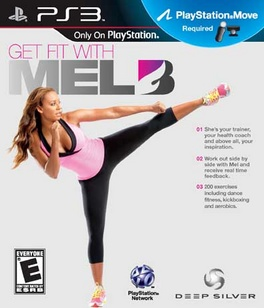 Get Fit With Mel B - PS3 - New