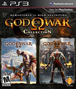 God Of War Collection (1&2) - PS3 - New