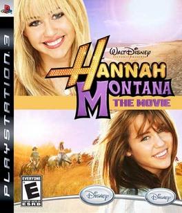 Hannah Montana The Movie - PS3 - New