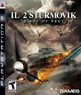Il-2 Sturmovik Birds of Prey - PS3 - New